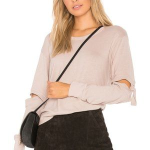 WILT Big Slouchy Sweat Top Pullover SMALL 1153